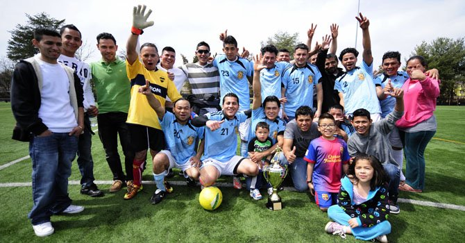 Milano y Universitario campeones en Woodbridge