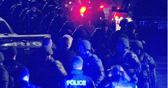 Policía arresta a segundo sospechoso de Boston