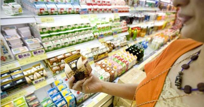 Alarma por contaminación por alimentos