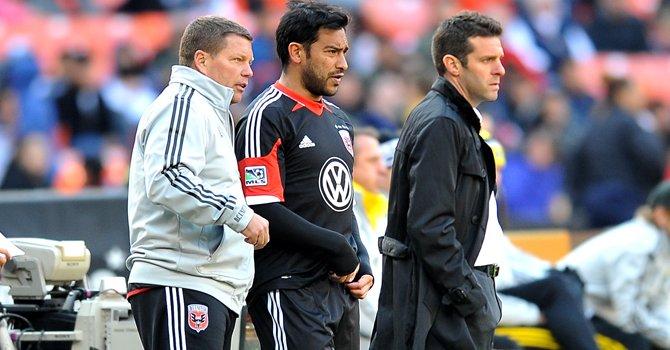 Pajoy, Ruiz y el United reciben al Union