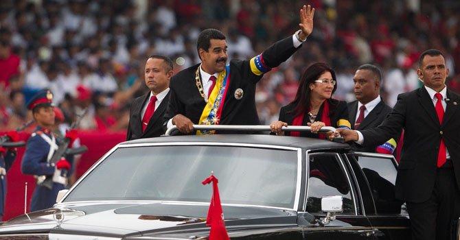 Venezuela le pide a EE.UU. que reconozca a Maduro