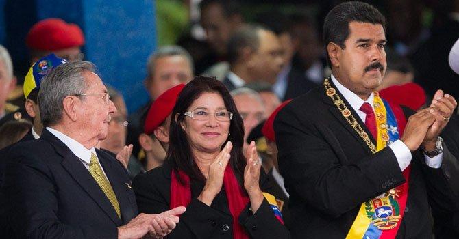 Quién es la primera dama de Venezuela