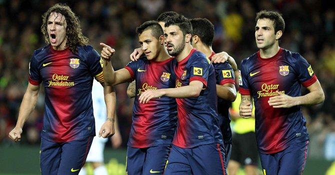 Champions: Barcelona visita al Bayern Munich