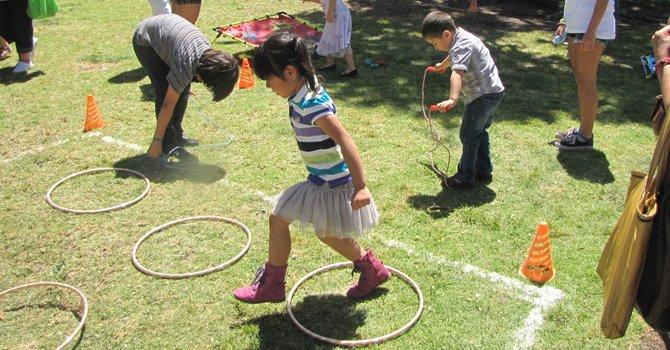 Festejan El Día del Niño en Parque Memorial de Chula Vista