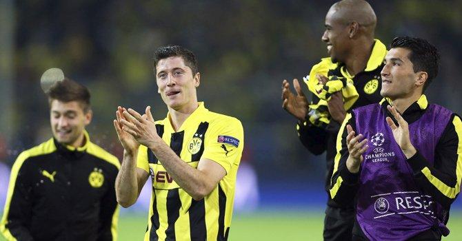 Bayern y Borussia: los alemanes tocan el cielo