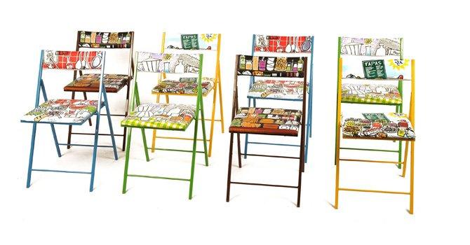 Lanzan nuevo concepto en sillas para el hogar