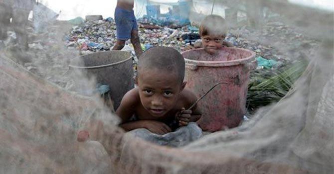 Miles de niños aún mueren de malaria