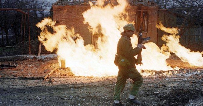 El terrorismo checheno y su historia