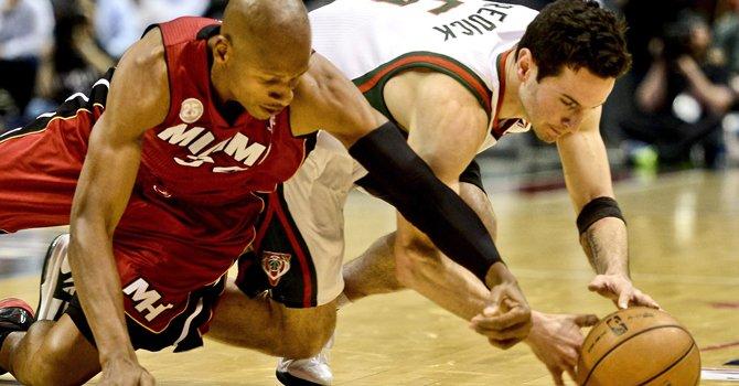 NBA: Heat y Spurs avanzan a semifinales