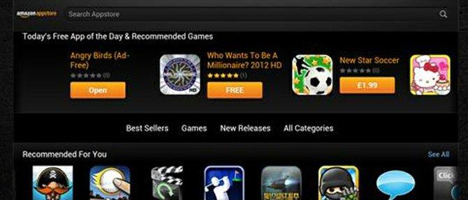 Amazon.com expande su AppStore a cerca de 200 países