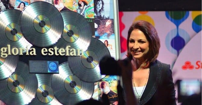 Gloria Estefan saca nuevo disco en septiembre