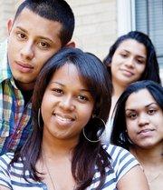 DIVERSIDAD. El rostro de los jóvenes que participan en LAYC.