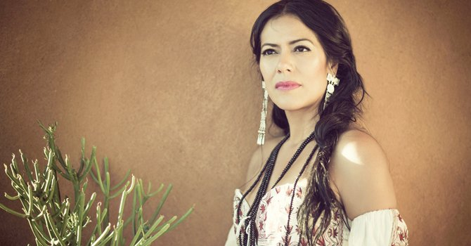 Lila Downs: orgullo nacional