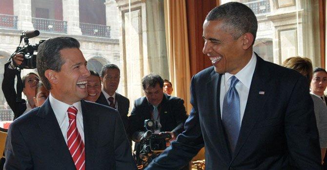 Obama dice que un nuevo México está emergiendo