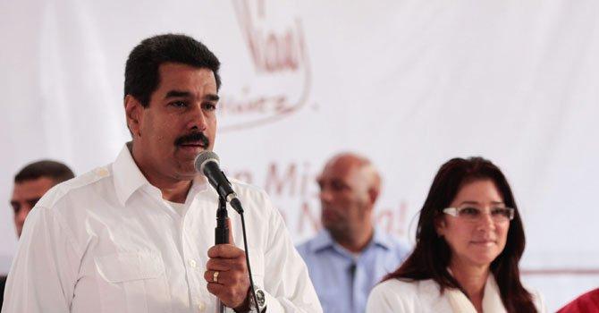 Maduro de gira por Uruguay, Argentina y Brasil