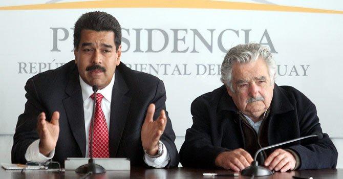 Mujica ratifica importancia de Venezuela para el Mercosur