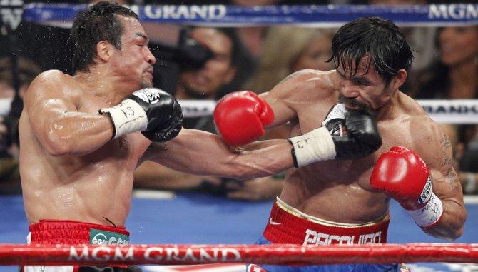 Pacquiao vuelve al ring en noviembre