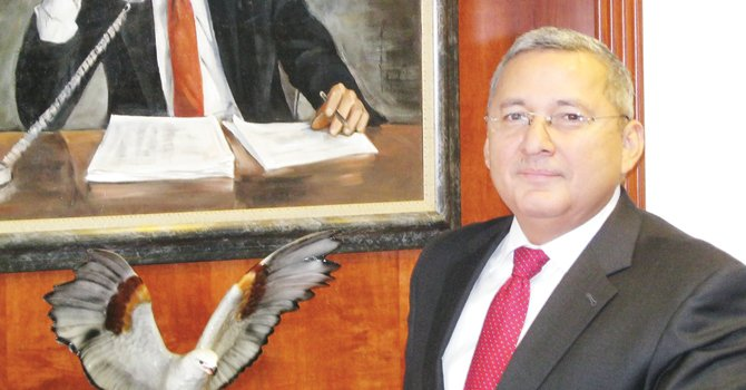 Nelson Ayala, empresario y filántropo