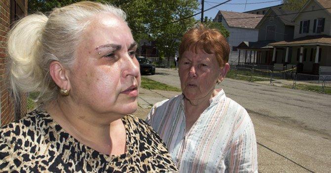 Vecinos relatan cómo ayudaron a mujeres secuestradas
