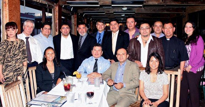 Fundan el Movimiento Cívico Empresarial Salvadoreño