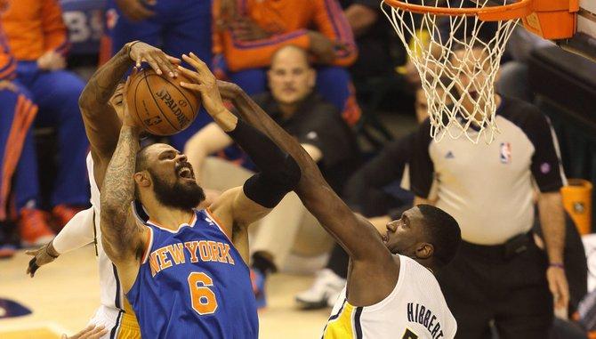 NBA: Pacers y Spurs a un paso de las finales