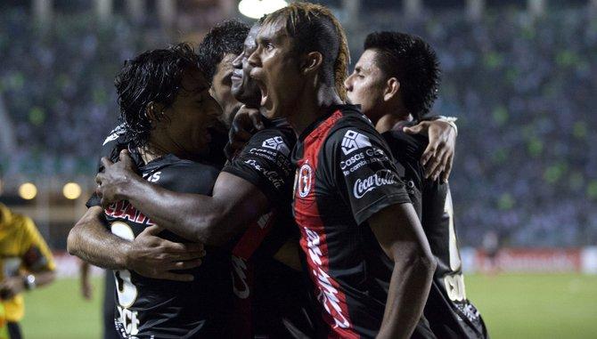 Libertadores: Tijuana saca a Palmeiras