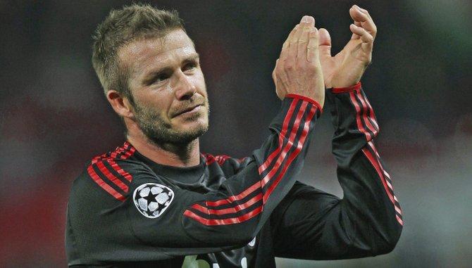 David Beckham dice adiós