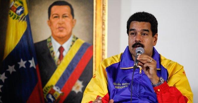Maduro descarta que chavismo muriera con Chávez