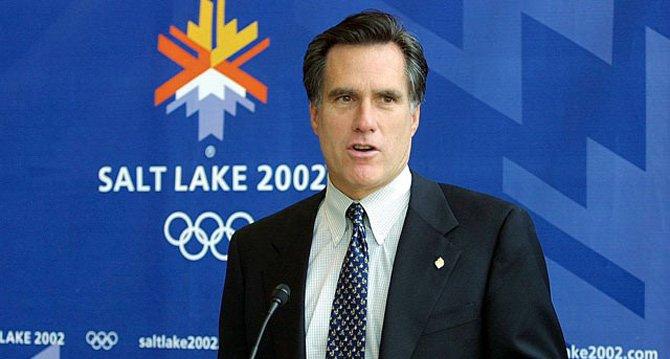 Mitt Romney intenta atraer Juegos Olímpicos 2024