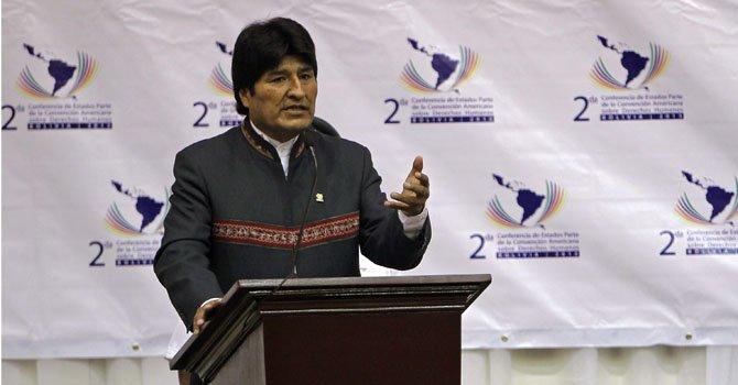 Morales lucha antidroga de Bolivia mejoró