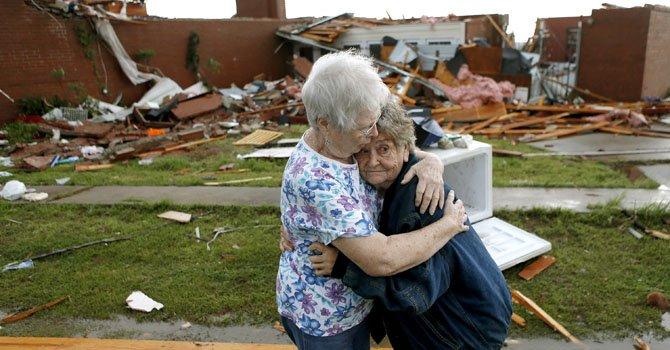 Tornados azotan el pa s el tiempo latino noticias de - Oklahoma vecindario ...