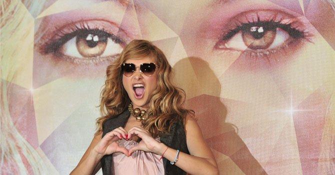 """Paulina Rubio estará en el programa """"The X factor"""""""