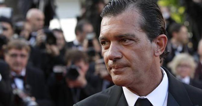 Antonio Banderas será uno de los mineros chilenos