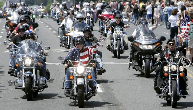Cómo celebrar el Memorial Day en el área de DC