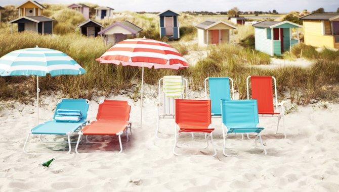 Las sillas y tumbonas ideales para el verano