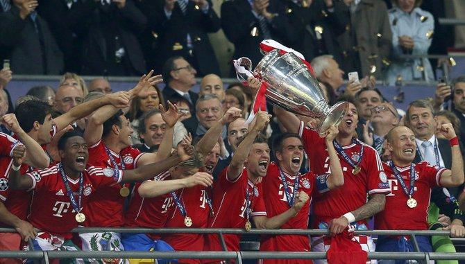 Definen los grupos de la Champions 2013-2014