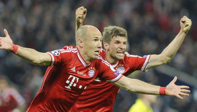 Bayern se alza con la Copa Alemania