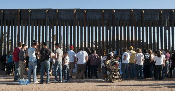 México: preparan caminata por la frontera