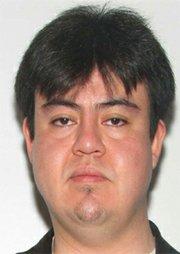 Alex Calderón Velásquez, de 28 años.