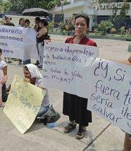 El aborto clandestino es altamente riesgoso. Y miles se someten de esta manera en Latinoamérica.