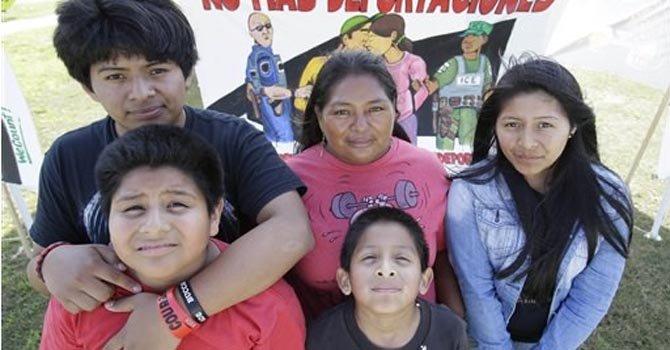 Reforma migratoria ilusiona a hijos de deportados