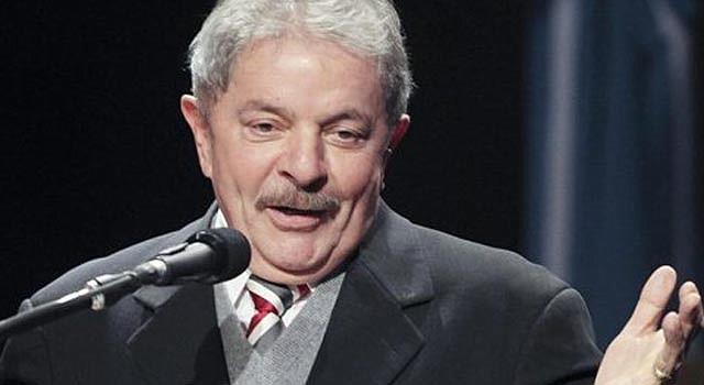Ex presidente de Brasil, Luiz Inácio Lula Da Silva.