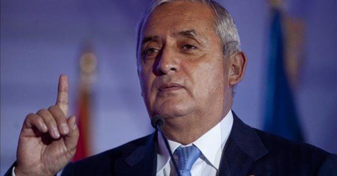 Guatemala: cinco convulsos meses previos a la dimisión de Pérez Molina