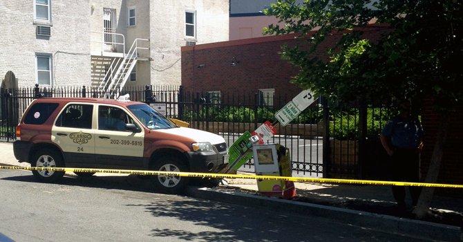 Arrestan a dos por la muerte de taxista en DC