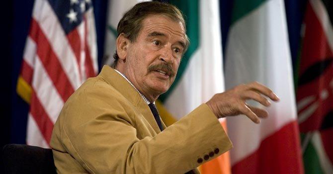 México: ex presidente Fox dijo que cultivaría marihuana