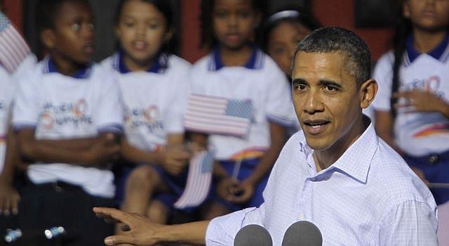 """La iniciativa de Barack Obama, bautizada en inglés como """"ConnectEd"""" y cuyo costo podría ascender a """"varios miles de millones de dólares"""", busca crear la infraestructura para que las aulas de EEUU ingresen al siglo XXI y mejoren la enseñanza pública."""