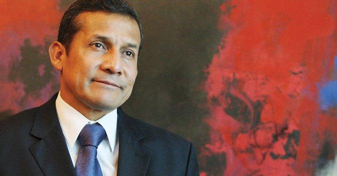 Ollanta Humala abre el diálogo con la oposición