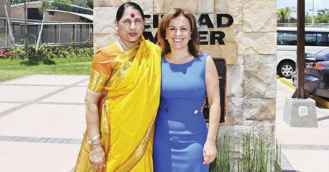 La India en Ciudad Mujer