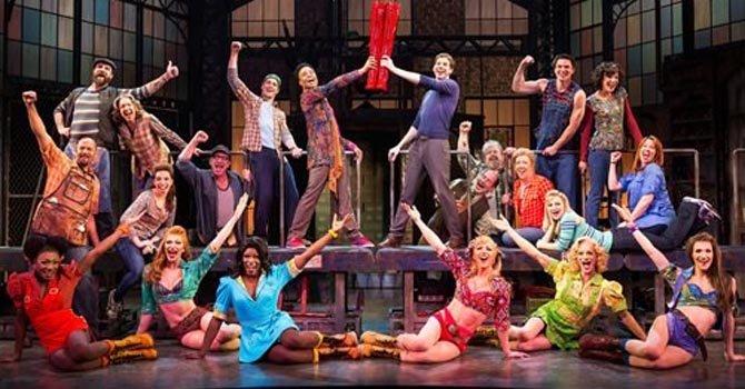 """Kinky Boots"" lidera los premios Tony de Broadway"