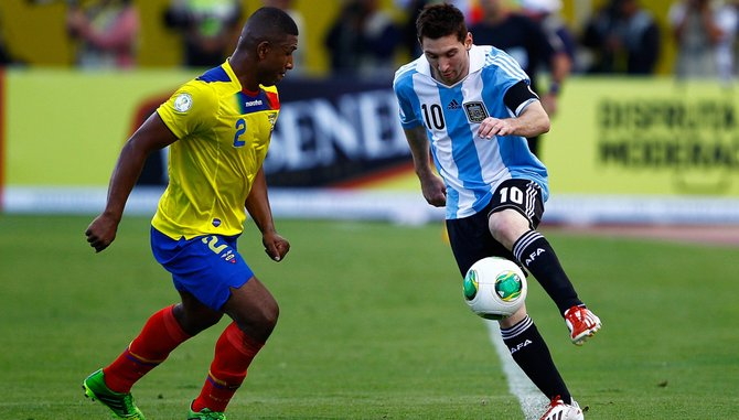 Mundial 2014: el drama se prolonga en la Conmebol